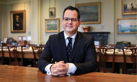 Rob Lynch takes over as new Chief Executive of PCA