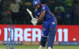 Rohit Sharma becomes the third player in IPL to reach 5000 runs