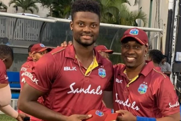 Romario Shepherd named as replacement of Dwayne Bravo for the NZ tour