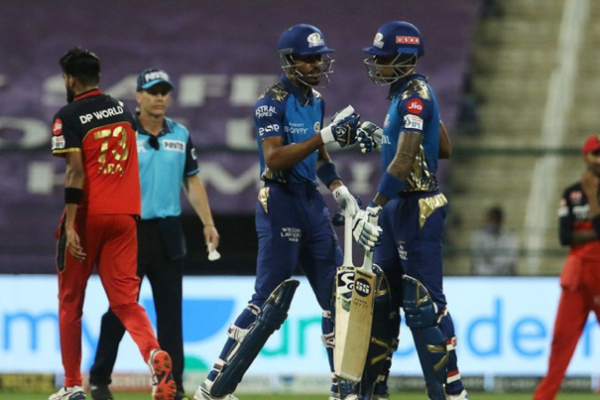 Suryakumar Yadav scores unbeaten 79 runs as Mumbai Indians beat RCB by 5 wickets
