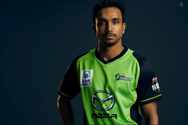 Sydney Thunder extends the contract with Arjun Nair