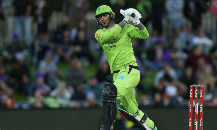 BBL 2021-22   Alex Hales re-signs with Sydney Thunder
