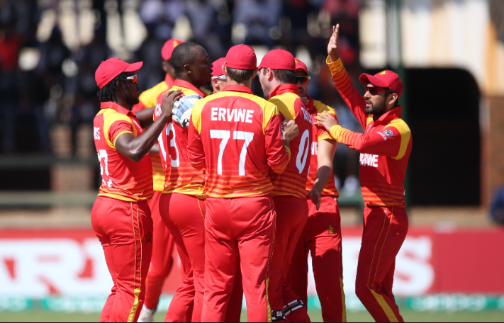 Two Zimbabwe's standby players for Pakistan tour test positive for COVID-19
