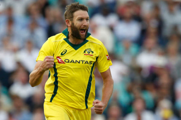 Andrew Tye to replace Kane Richardson for white-ball series against India