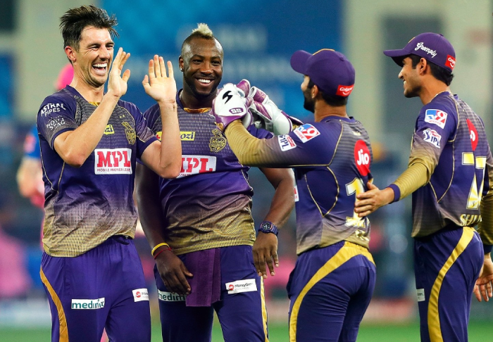 Cummins, Morgan script victory as KKR defeats Rajasthan Royals by 60 runs (1)