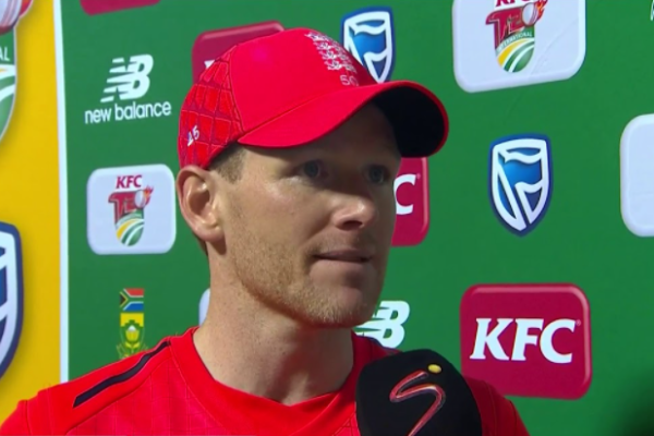"""It was a typical Indian wicket that we would play on in an IPL game"" Eoin Morgan after 2nd T20I defeat"