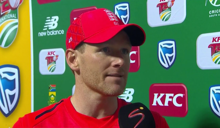 """""""It was a typical Indian wicket that we would play on in an IPL game"""" Eoin Morgan after 2nd T20I defeat"""