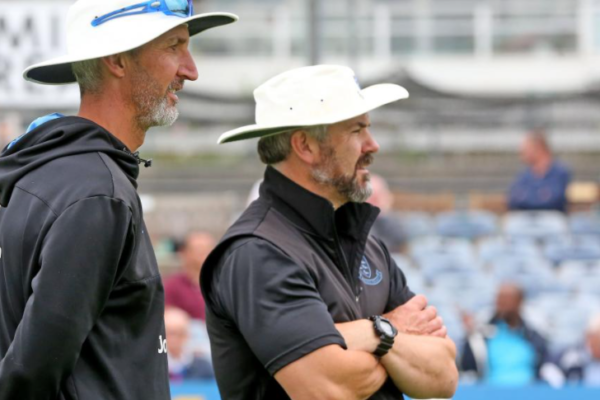 Ian Salisbury appointed joint head coach of Sussex, to join James Kirtley