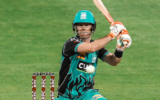 Jimmy Peirson Profile - ICC Ranking, Age, Career Info & Stats