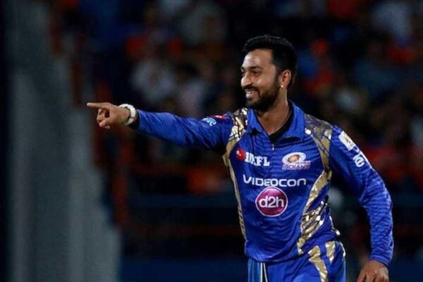 Krunal Pandya ceased at Mumbai airport for possession of undisclosed gold