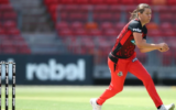 Molly Strano becomes first player to take 100 wickets in WBBL