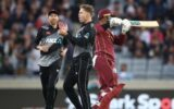 NZ vs WI: 3rd T20I canceled due to rain, NZ take the series