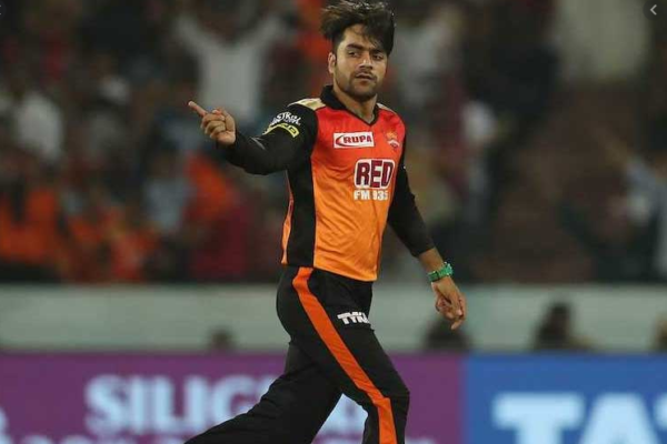 Rashid Khan thanks fans for supporting SRH throughout the tournament