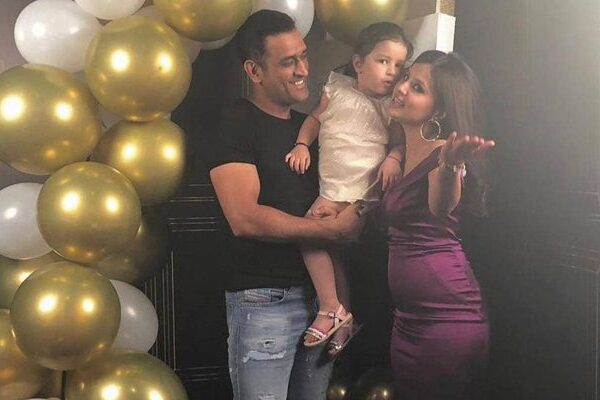 MS Dhoni's wife reveals who is the only person that can disconcert Dhoni and more!