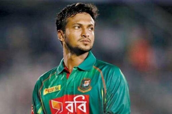 BAN vs WI: Shakib to be unavailable for the second Test