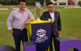 Sourav Ganguly shares picture of 2021 T20 World Cup Trophy as BCCI starts the countdown