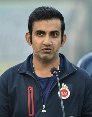 T20 WC: 'It's important to play Pakistan in the early stages', says Gambhir