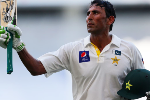 Younis Khan appointed Pakistan's new batting coach until 2022 T20 World Cup