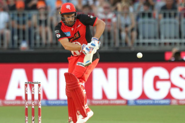 Aaron Finch to play first two matches for Melbourne Renegades
