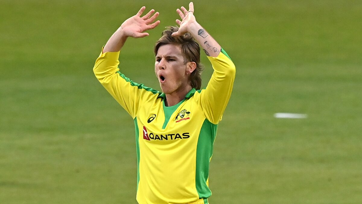 IPL 2021: Adam Zampa to be unavailable for RCB in the first IPL clash