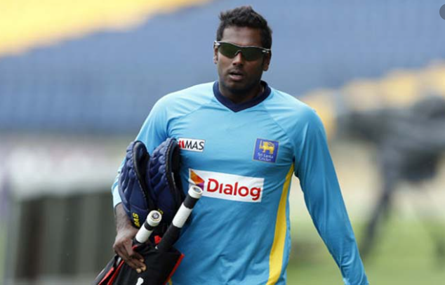 Angelo Mathews likely to miss South Africa tour due to injury