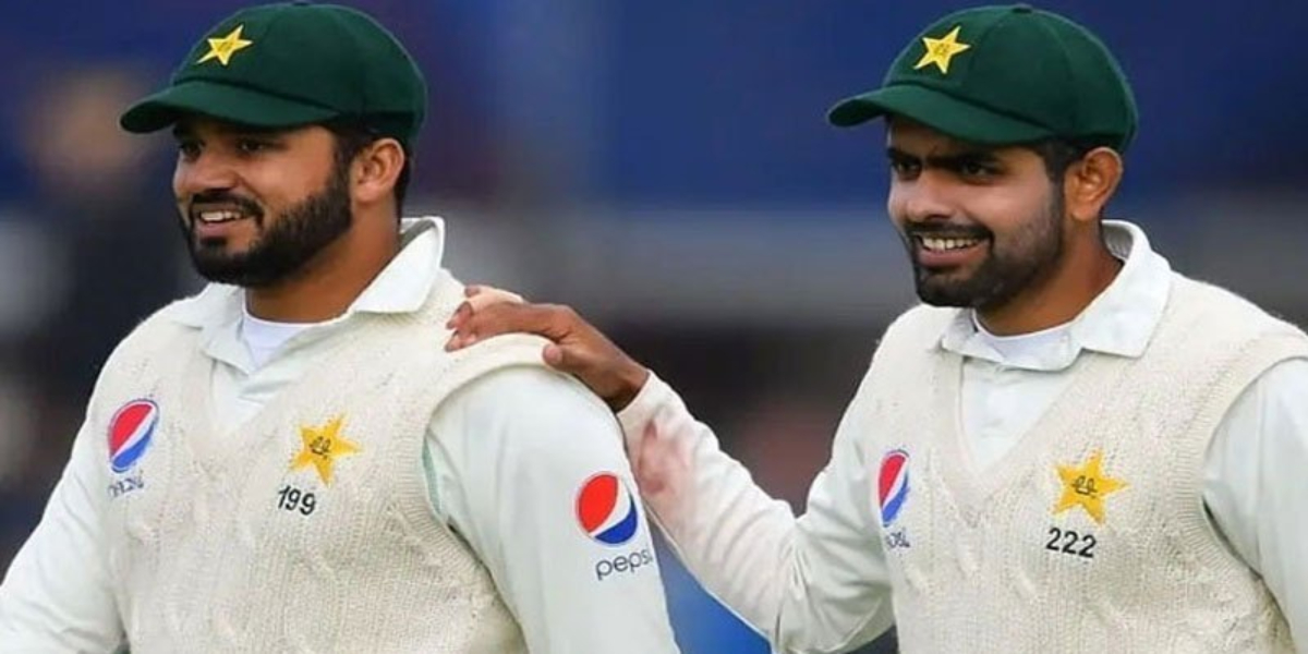 Babar Azam ruled out of the First Test, Mohammad Rizwan to lead