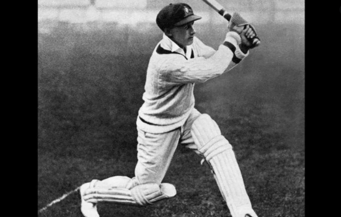 Don Bradman's baggy green cap sold at an auction for Rs. 2.5 crore