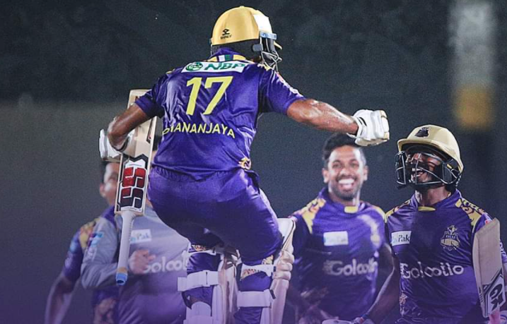 Gladiators supreme as they beat Colombo Kings by 2 wickets
