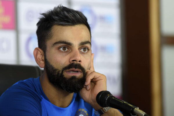 """We weren't aware enough about what to do on that pitch"", says Virat Kohli"