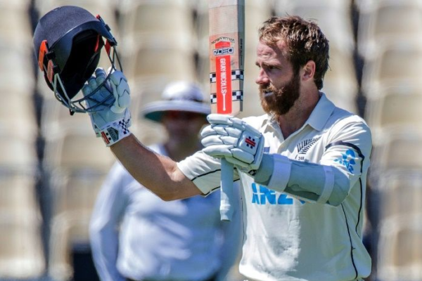 Kane Williamson becomes the top-ranked Test batsman