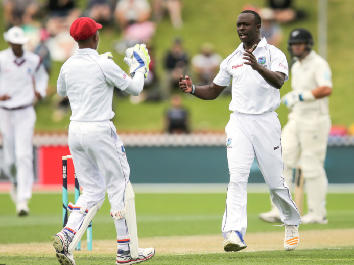 Kemar Roach and Shane Dowrich set to miss 2nd Test