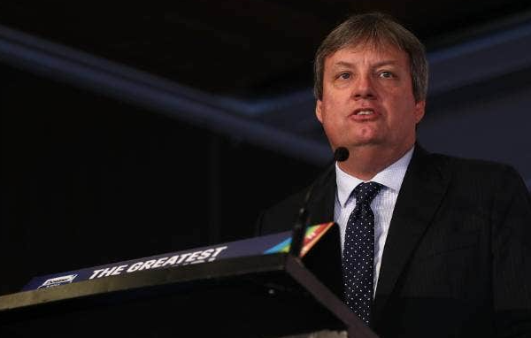 Martin Snedden becomes the new chairman of New Zealand Cricket (NZC)