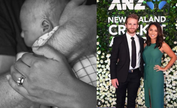 NZ skipper Kane Williamson blessed with a baby girl