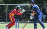 Nottinghamshire sign Zimbabwe's U-19 wicketkeeper Dane Schadendorf