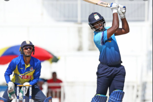 Sanju Samson to lead Kerala in Syed Mushtaq Ali Trophy