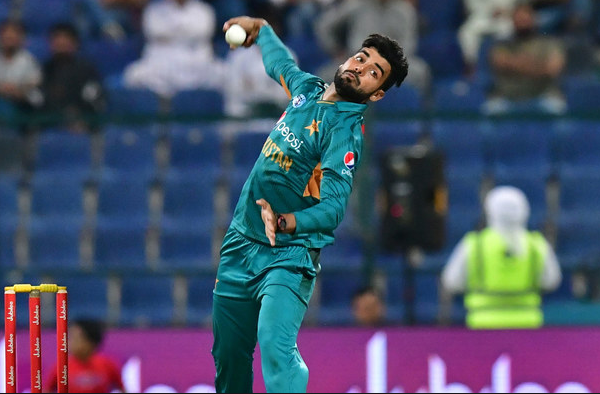 Shadab Khan ruled out of the first Test, Zafar Gohar named the replacement