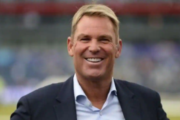 Shane Warne certain of Australia's win in the second Test