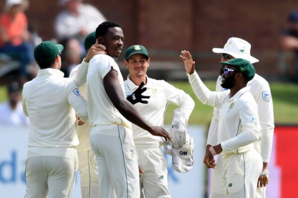 South Africa versus Sri Lanka: SA beat SL in the 1st Test