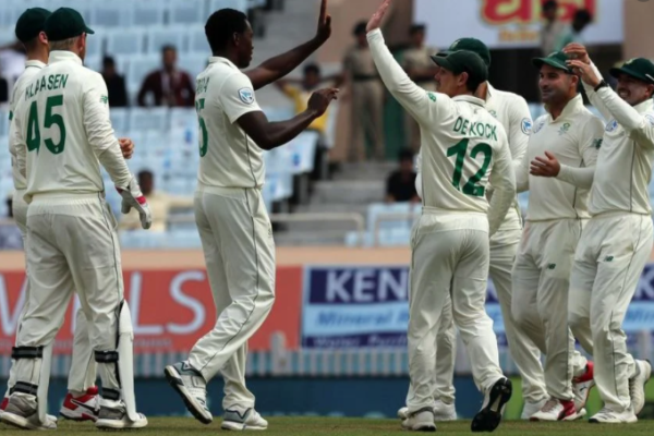 South African players test negative for COVID-19