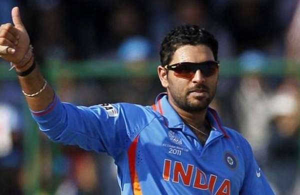 Stay physically and mentally healthy: Yuvraj on World Health Day
