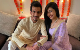 Yuzvendra Chahal gets married to fiancee Dhanashree Verma