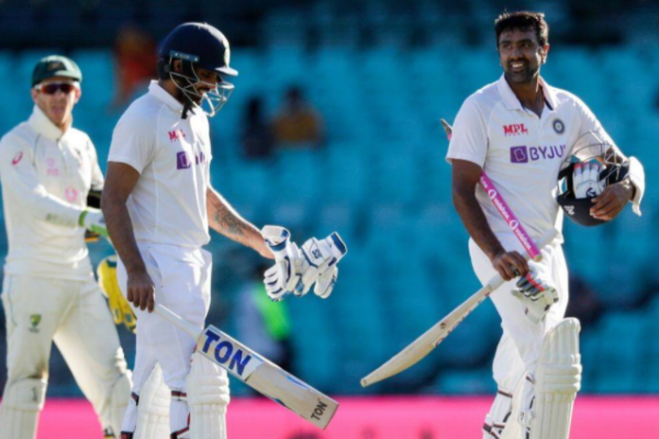 Ajinkya Rahane praises Ashwin & Vihari for pulling draw in the third Test
