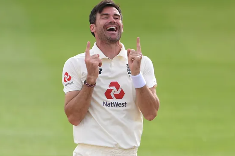 James Anderson becomes the sixth bowler to complete 30 five-wicket hauls