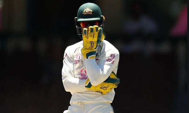 """IND vs AUS: Tim Paine """"disappointed"""" with himself"""