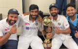 India acquires the first rank in ICC World Test Championship rankings