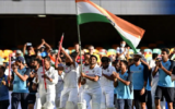 India versus Australia: India beats Australia in the final Test, lift the Border-Gavaskar Trophy