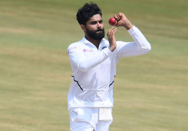 IND vs ENG: Ravindra Jadeja dropped out of the Test series
