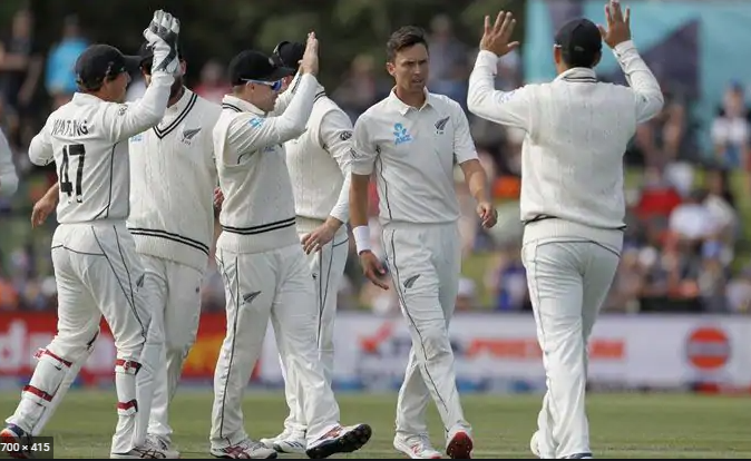 New Zealand now the No. 1 Test team in ICC rankings