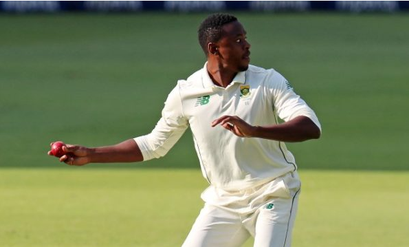 Rabada is now the third-fastest Proteas to pick up 200 Test wickets