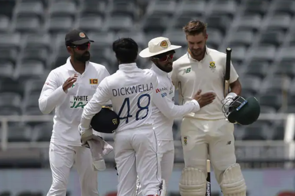 SA vs SL: South Africa win the second Test, seal the series